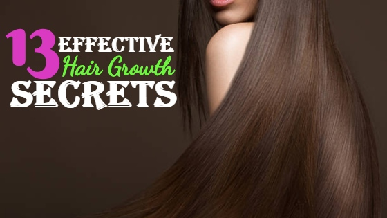 Effective hair regrowth secrets